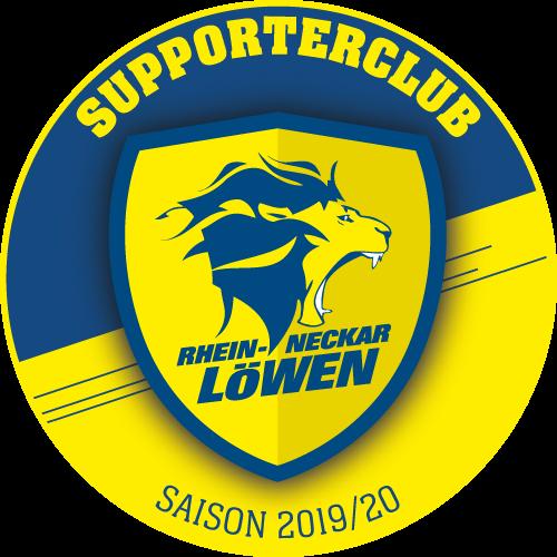 Rhein-Neckar Löwen  Supporterclub Saison 2019/20